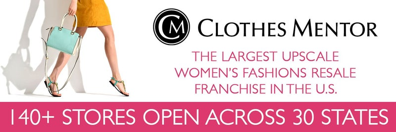 bccbecf0045 Clothes Mentor - Franchises   Business Opportunities