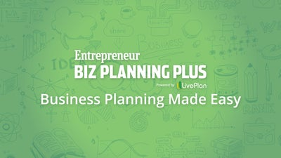 Go to Biz Planning Plus