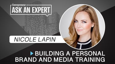 Book your session with expert Nicole Lapin