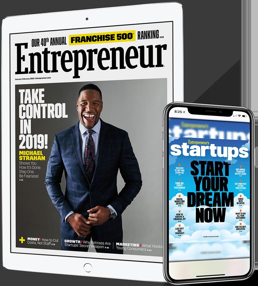 Entrepreneur - The VOICE of Entrepreneurship around the world