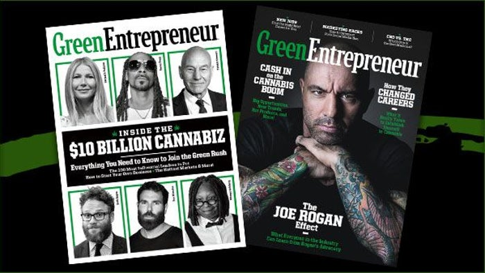 Green Entrepreneur Newsletter Image