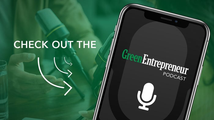 Green Entrepreneur Podcast Image