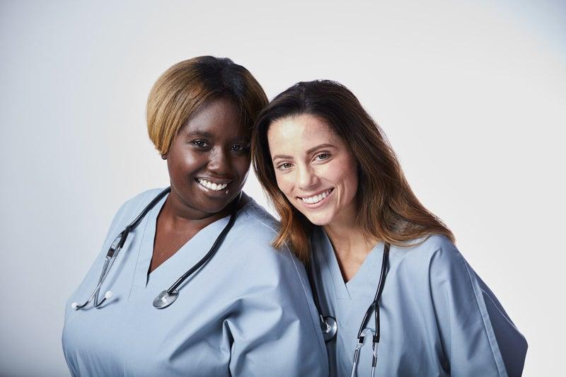 ComForCare - Two nurses