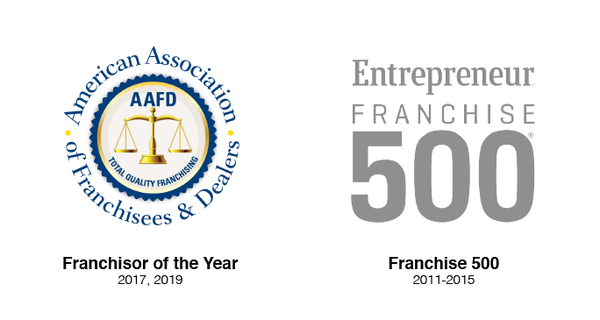 Franchise 500 and Franchisor of the Year Awards