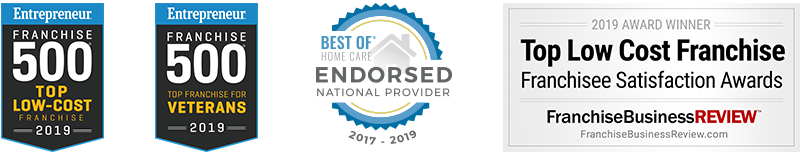 Home Helpers Home Care awards