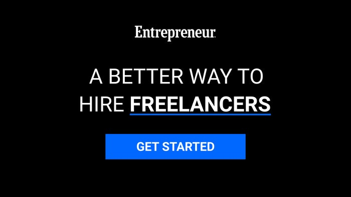 Entrepreneur Next - A Better Way To Hire Freelancers