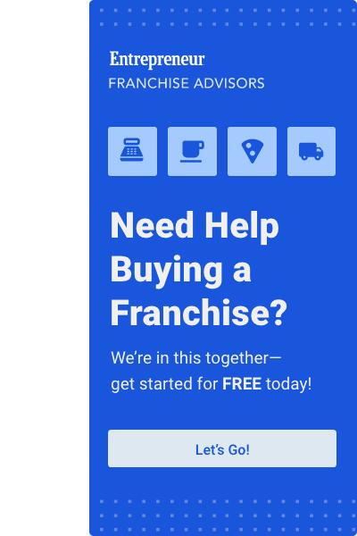 franchise advisors promo