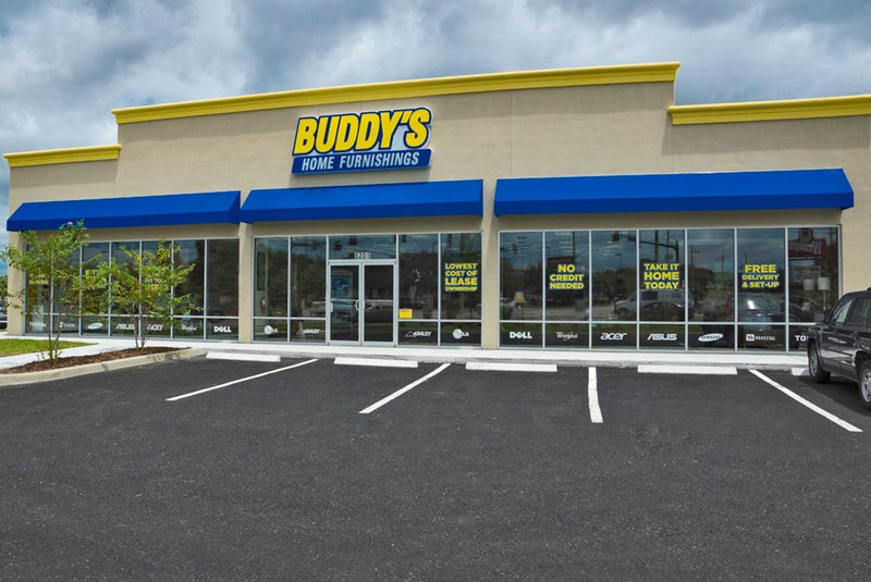 Buddy's Home Furnishings - Storefront