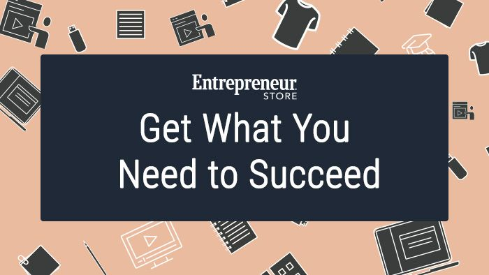 Get What You Need to Succeed From The Entrepreneur Store