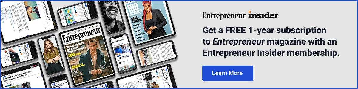 Entrepreneur Insider learn more