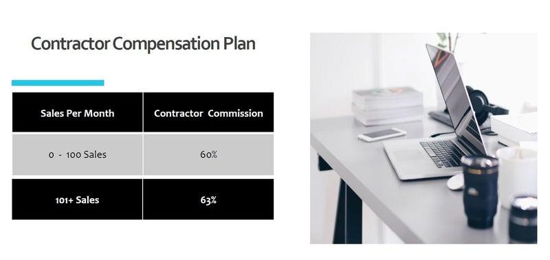 Contractor Compensation Plan