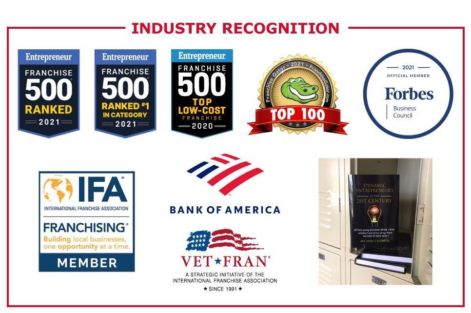 Recognition Badges