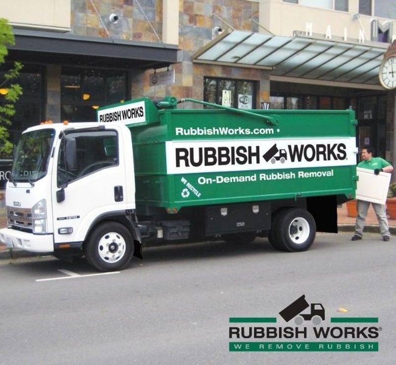 Rubbish Works Truck