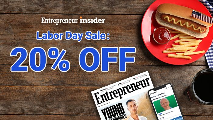 Labor Day Sale: 20% Off